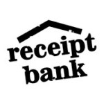 receipt Bank - Blue Matrix