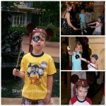Showing our Disney Side with Pirate Play