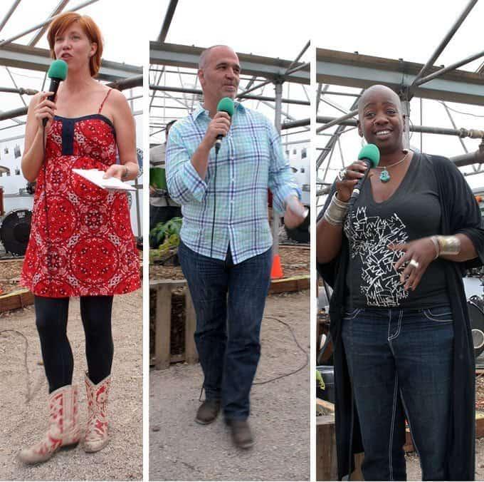 Harvest Week Speakers 2013