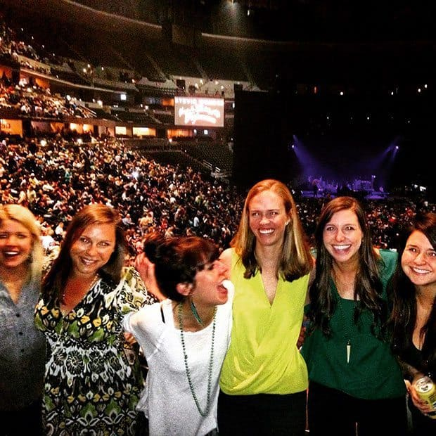Stevie Wonder at The Pepsi Center