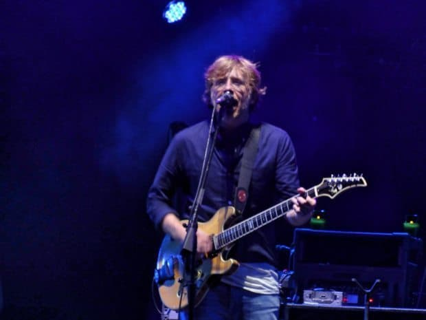 Phish in Austin 2015 | Blue Mountain Belle