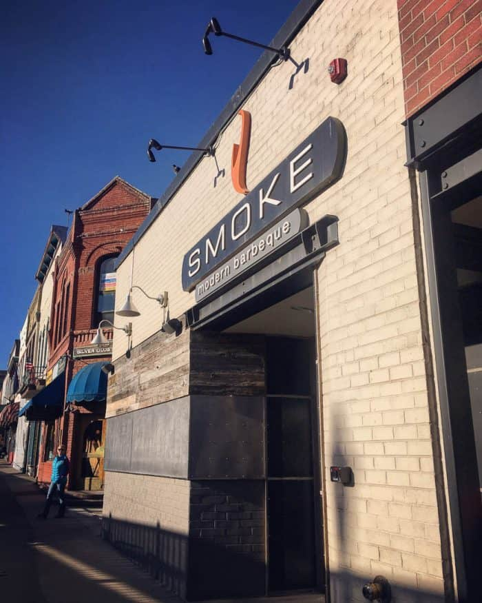 Smoke Modern BBQ in Glenwood Springs - Road Trip Colorado