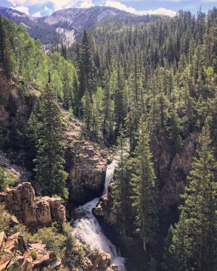 Colorado Roadtrip: Crested Butte - Judd Falls