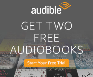 Holiday Reading list from Audible