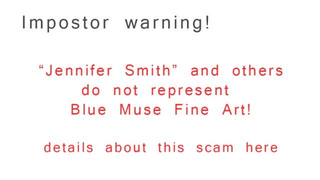 Impostor warning
