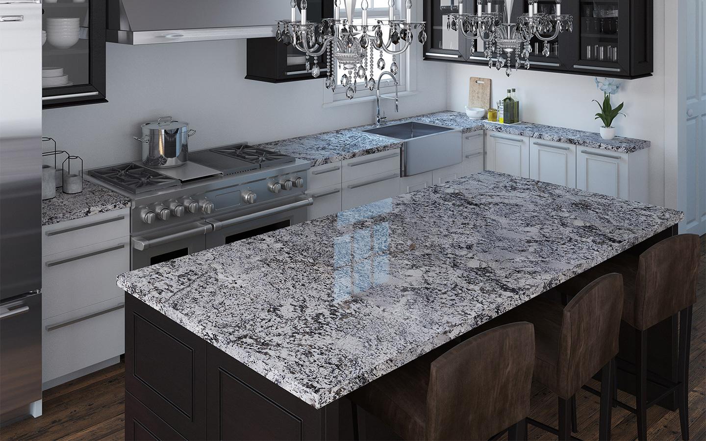 Blue Nile Granite Decolores