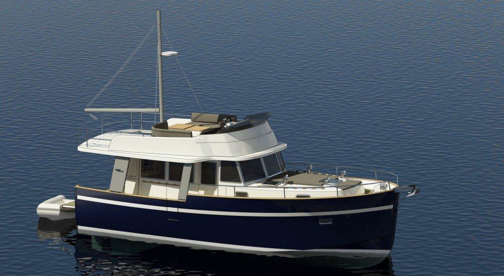 Rhea Marine 36 Bluenose Yachts