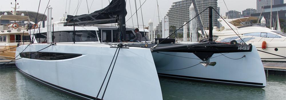 HH55 Performance Catamarans For Sale Catamaran Brokerage