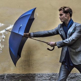 Pasotti Ombrelli Gentlemens Luxury Umbrellas
