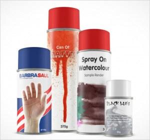 paint-spray-cans-Mockup-PSD