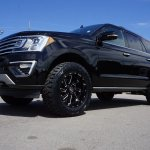 A Lifted 2018 Ford Expedition Blue Oval Trucks