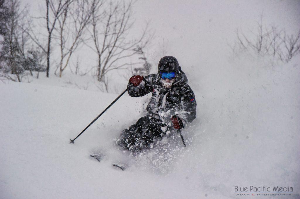 Hakuba Ski and Snowboard private photographer