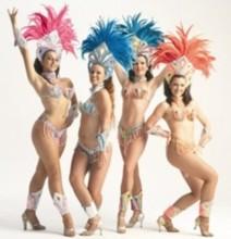 elagua dancers melbourne corporate entertainment