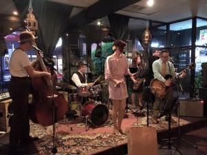 Swingin the Gatsby-melbourne-jazz-band-hire