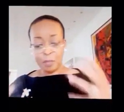 VIDEO: 5 years after, ex-petroleum Minister Diezani Alison-Madueke shows up 8