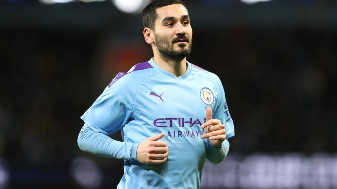 Man City's Gundogan tests positive for coronavirus 8