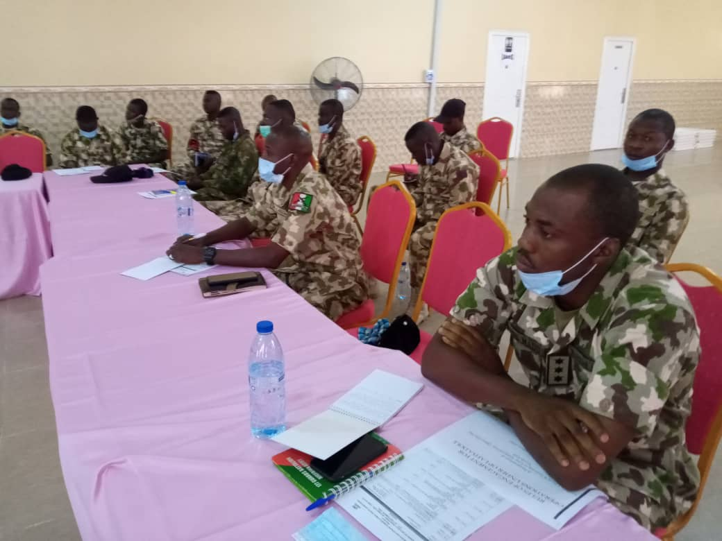 In Yobe, NHRC trains military on civilian protection - Blueprint newspapers Limited