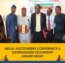 Nigeria association of auctioneers call for unity among members