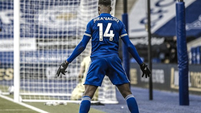 Premier League: Iheanacho 's late goal not enough as Newcastle shock Leicester