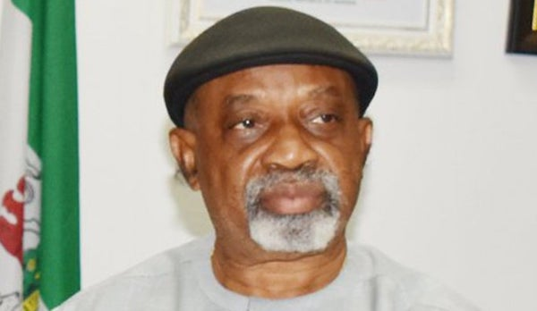 Breaking - Strike: JUSUN, PASAN stage walk out on Buhari's minister, others