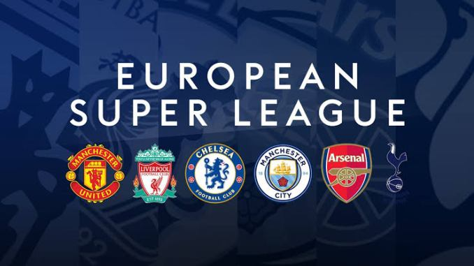 Breaking - European Super League: Juventus, Real Madrid, Barcelona slam Premier League, other clubs, dare UEFA