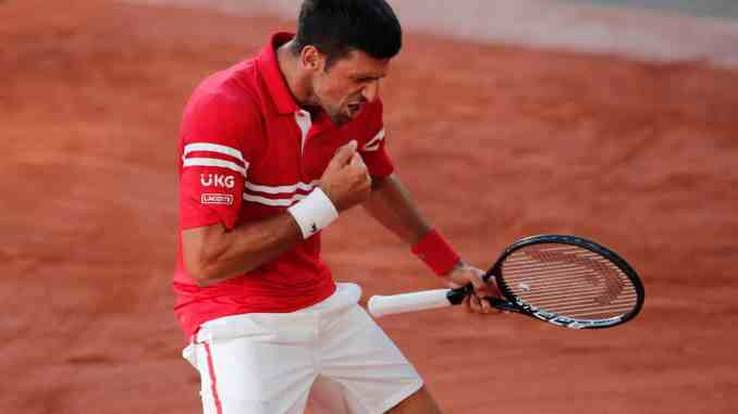 Updated: Djokovic wins 19th Grand Slam in a thrilling French Open final