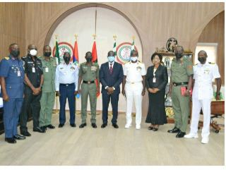 Arms Control Centre: Military Chiefs, Police partner to mop up illegal weapons