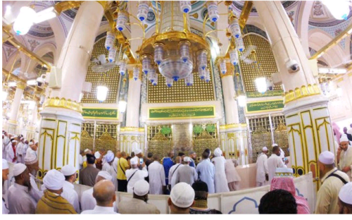 No permission required to pray at the Prophet's Mosque – Saudi Arabia