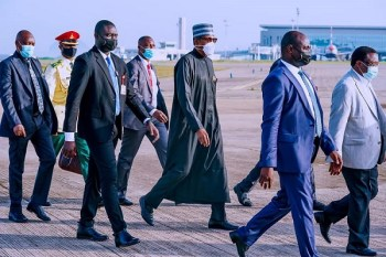 Buhari backing reforms in oil sector with actions - APC group