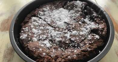 Nailled that recipe: This gooey chocolate cake will melt away all your sorrows