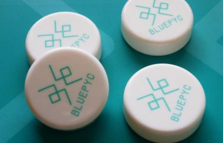 BLE Disk Beacon by BluEpyc