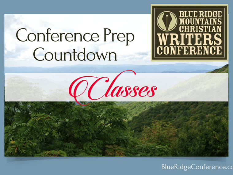 Classes, Blue Ridge Conference