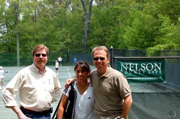 Paul, Yvette & Tommy