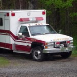 Rescue Crews help injured hiker on AT near BRP