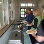 RVCC Pancake Breakfast & Farmer's Market opens in Nellysford, VA