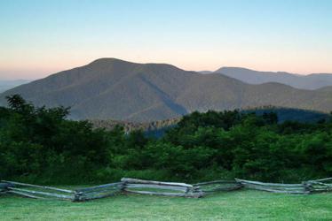 Three Ridges Overlook
