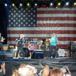 Camp Jeep : B-52's on Stage Saturday night for Finale!