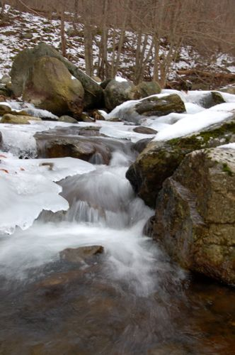Tye River Ice