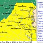 TORNADO WATCH UNTIL 3AM EST THURSDAY MORNING - CANCELED FOR NELSON & POINTS WEST @ 11:00 PM