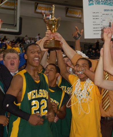 Nelson County Governors Basketball State Final