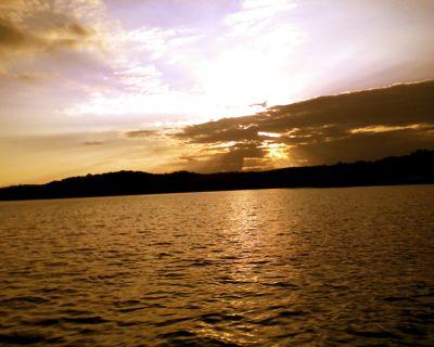 KY-Lake Sunset