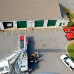 WINTERGREEN / NELLYSFORD : Wintergreen Fire Department Takes Delivery of New Ladder Truck