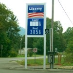 Ike Strikes, Area Gas Stations Out of Fuel