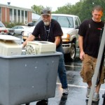 Crutchfield Recycle Day @ RVCC Huge In Spite of Hanna
