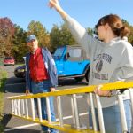 RVCC Gets A Big Helping Hand From UVa's Alpha Phi Omega
