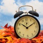 Fall Back This Weekend : Daylight Saving Ends 2AM Sunday Morning