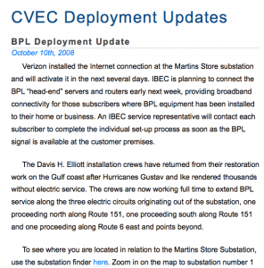 The latest update on the IBEC website.