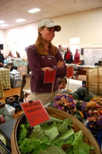 Many of the same vendors you see at the summer market are back this fall and winter!