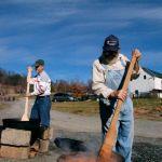 Brunswick Stew & Old Time Music & Bluegrass @ a.m. Fog : December 13th 2008