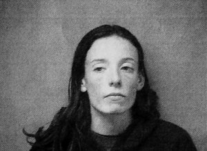Erin Ezzyk sits in jail with no bond for an attempted armed robbery at Food Lion on Tuesday of this week. Photo via NCSD.